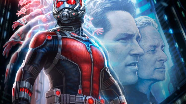 Vean la primeras imágenes de 'Ant-Man', el Hombre Hormiga