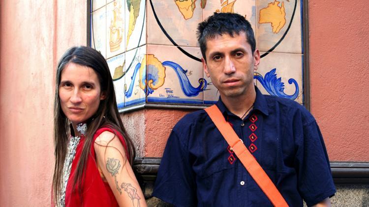 Aterciopelados: Andrea Echeverri y Héctor Buitrago