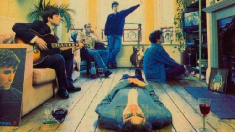 """Oasis regresa con reedición de """"Definitely Maybe"""""""