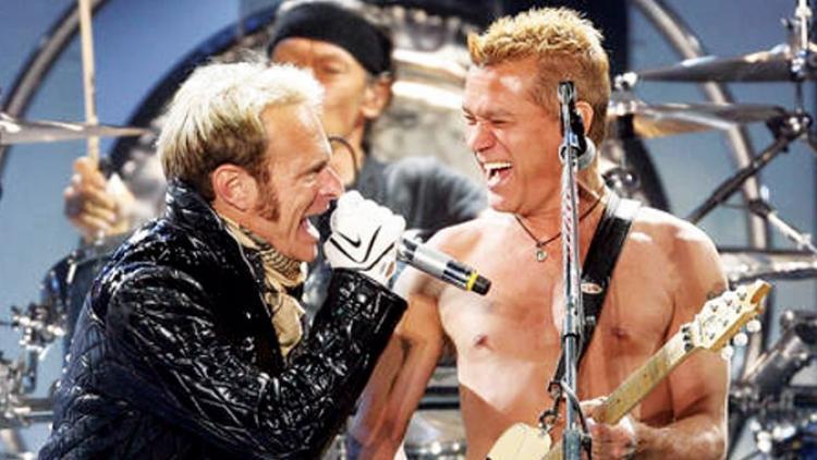 Van Halen anuncia gira para el 2012 junto a David Lee Roth