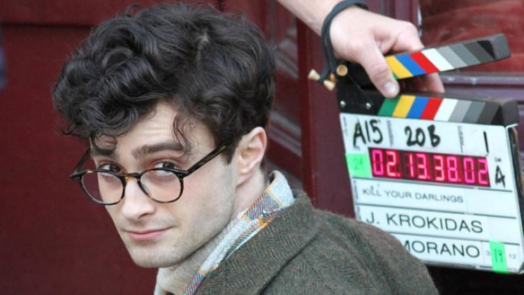 Daniel Radcliffe interpreta a un joven Allen Ginsberg