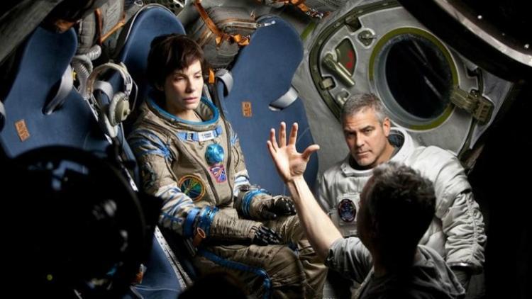 """Gravity"" se queda con seis premios Bafta"