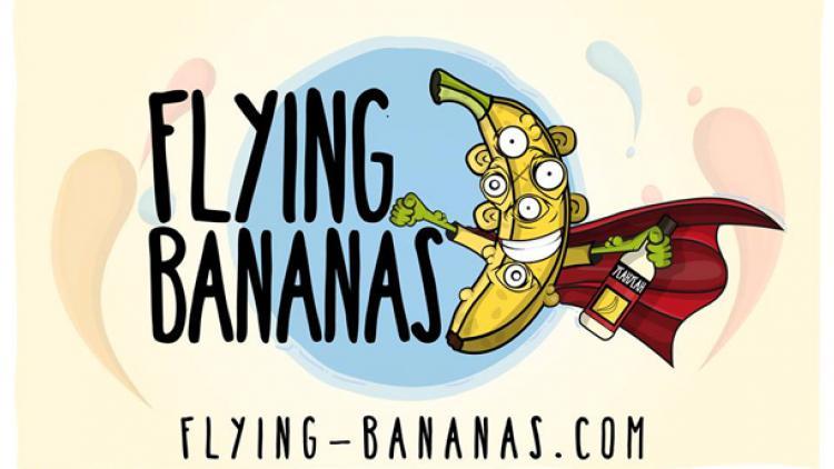 Teorías, conspiración y máscaras en el debut de Flying Bananas