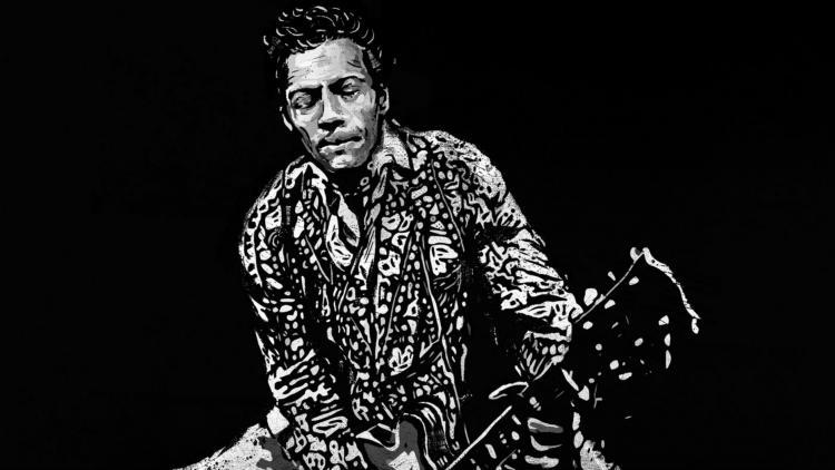 Foto tomada del Facebook oficial de Chuck Berry