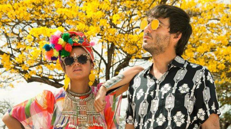 AYO es el quinto álbum de estudio de la banda colombiana.