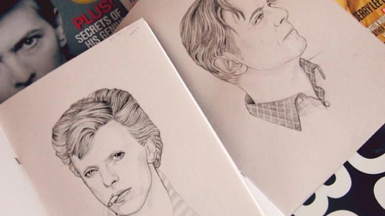 50 años de carrera, muchos peinados, un solo artista: David Bowie