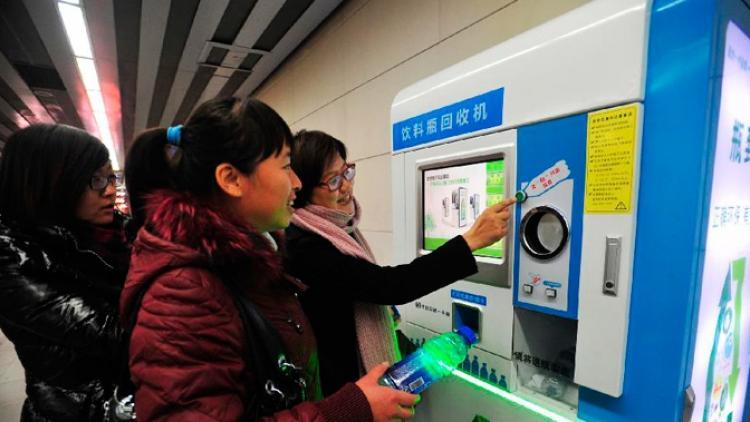 Trueque ecológico para transportarse en Beijing