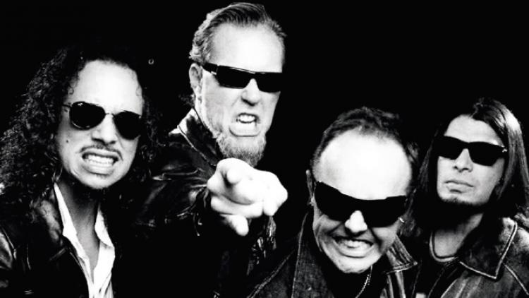 """Metallica toca por primera vez en vivo y completa """"Frayed Ends Of Sanity"""""""