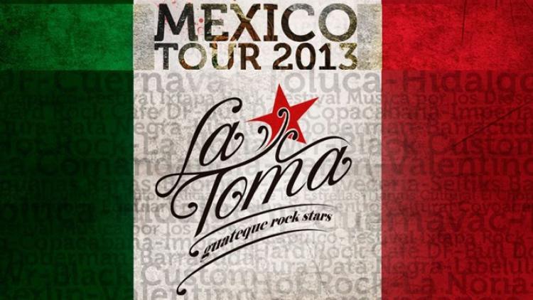 La Toma sigue haciendo saltar a México