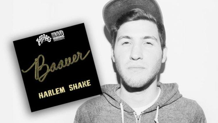 Hablamos con Baauer, DJ creador del tema 'Harlem Shake'