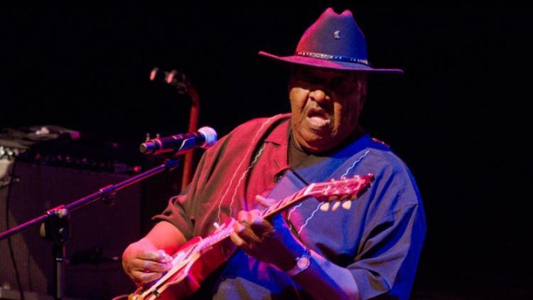 Fallece el guitarrista de blues Magic Slim