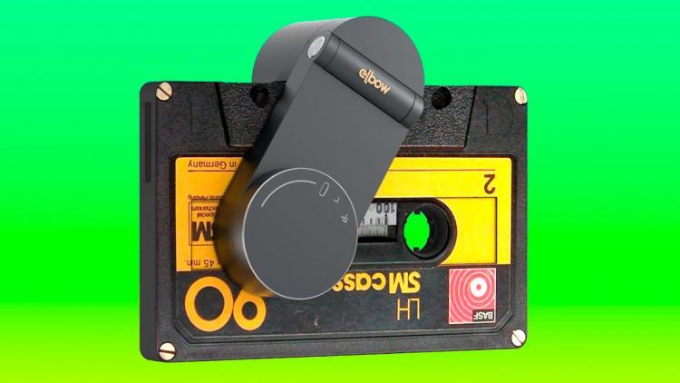 Elbow, nuevo reproductor de casetes.