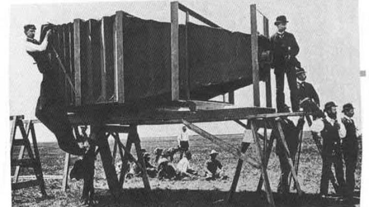Hace 174 años se hizo la primera fotografía
