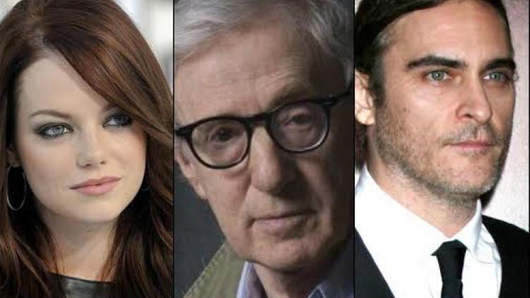 A Woody Allen nunca le falta trabajo
