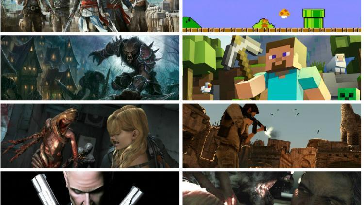 La hora de los videojuegos en la pantalla grande