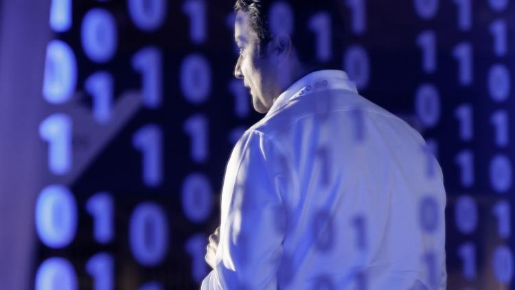 Ministro TIC David Luna en Colombia 4.0. Foto: Colprensa