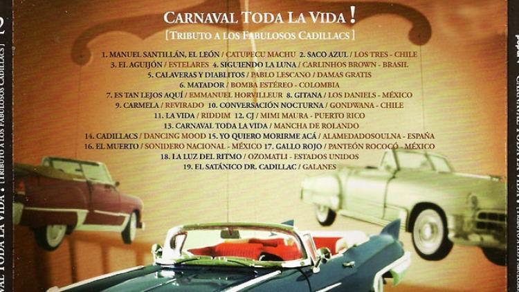 ¡Carnaval Toda la Vida! Tributo a los Fabulosos Cadillacs