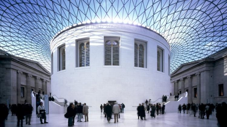 Pompeya revive en cine desde el Museo Británico