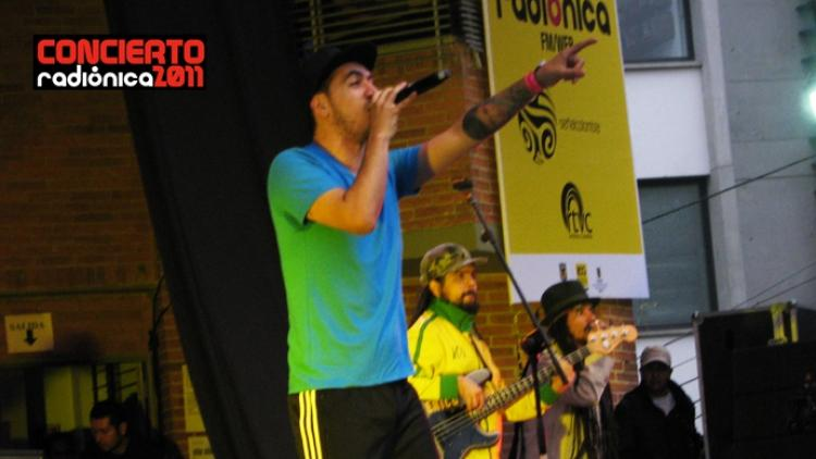 Providencia nos acerca a Jamaica en el #conciertoradionica 2011