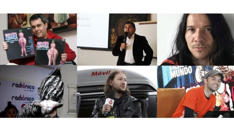 Nuestros invitados a la videoconferencia 'Músicas Prohibidas'