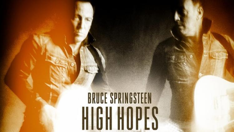 "Bruce Springsteen estrena ""High Hopes"""