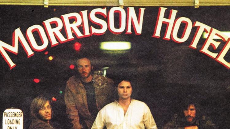La Morateka: The Doors y su Roadhouse Blues