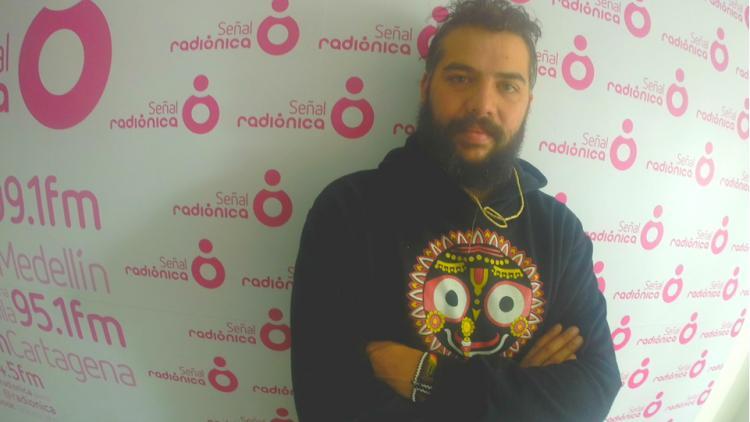 David Kawooq en #EntrevistasRadiónica