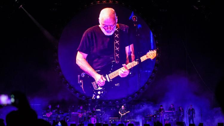 David Gilmour lanzó su cuarto álbum como solista en 2015: 'Rattle That Lock'