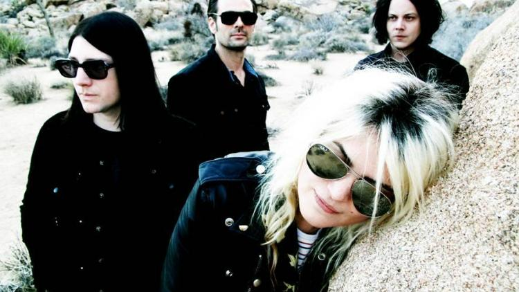 El supergrupo The Dead Weather anuncia nuevo álbum