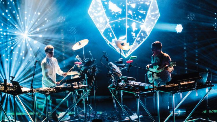 """""""Caracal"""" es el nombre del más reciente álbum de Disclosure lanzado en 2015."""