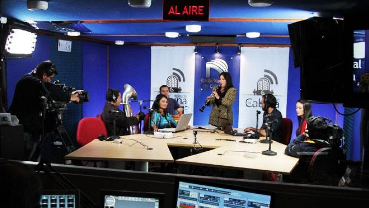 Radio Nacional de Colombia cumple 72 años