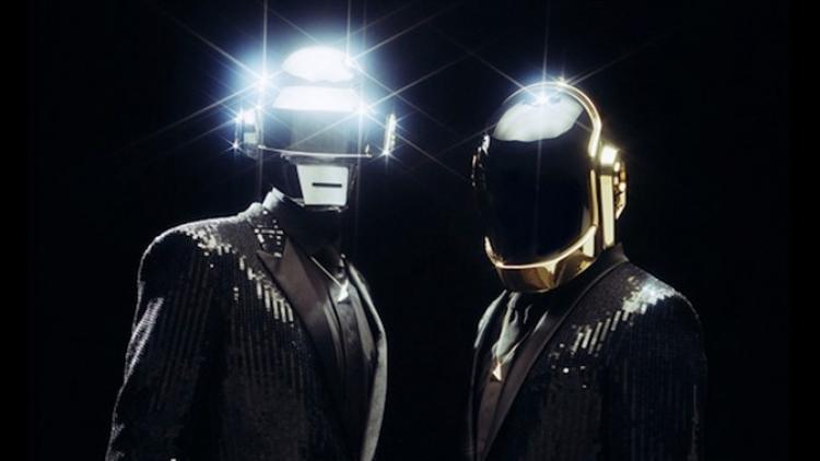 """Daft Punk revela los nombres de las canciones de """"RAM"""""""
