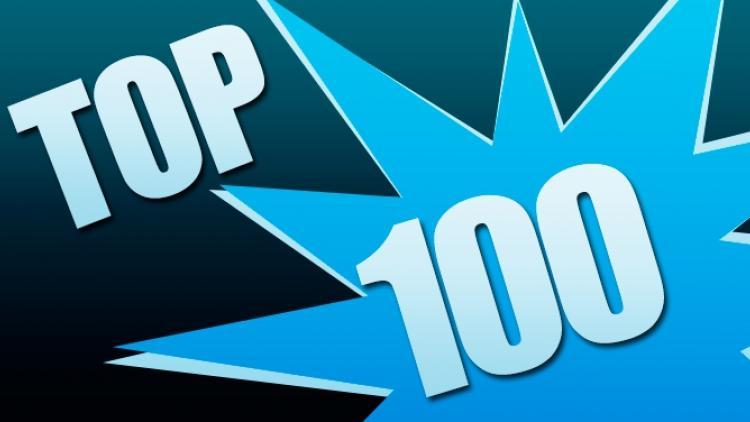 Radiónica Top 100 de 2012