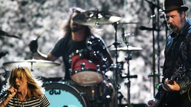 "Nirvana tocó show ""secreto"" luego del Hall of Fame"