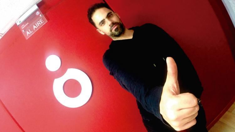 """Así despide Alfonso Espriella su álbum """"Somos Estrellas"""""""