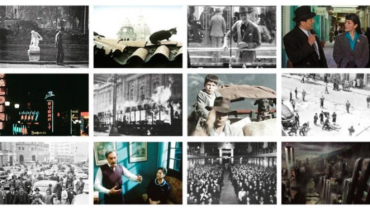 """Cátedra Bogotá 2013: """"Cine, ciudad y memoria"""""""