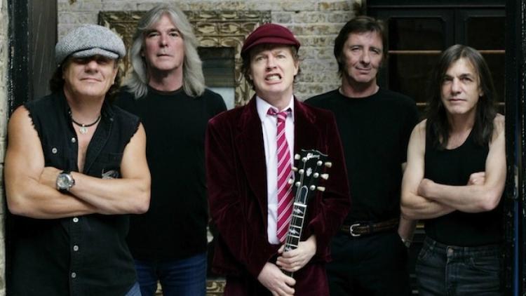 AC/DC anuncia nuevo disco y gira mundial