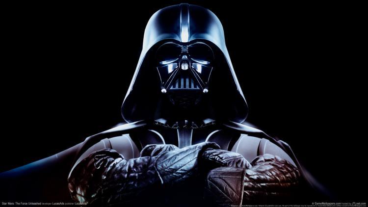 Darth Vader: ¡oscuridad, muerte, invasor!