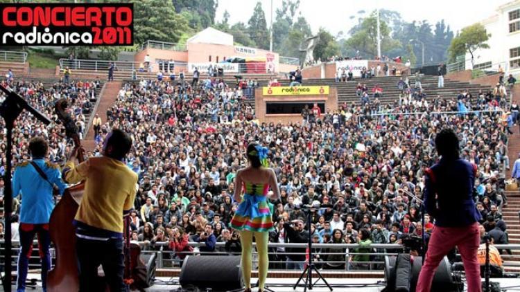 Concierto Radiónica 2011: El Documental