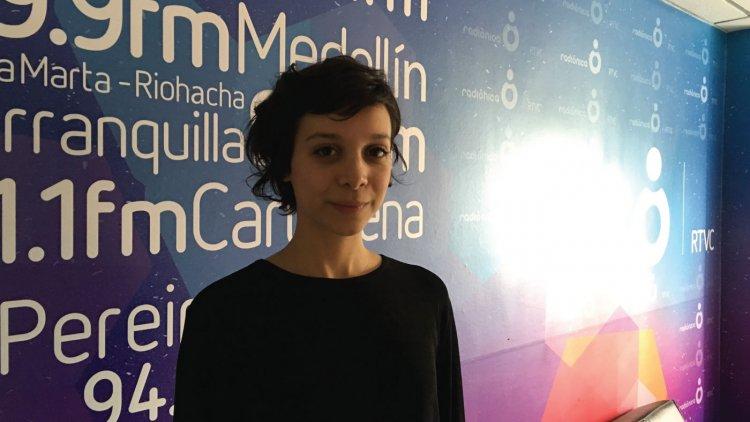 Feralucia en Entrevistas Radiónica