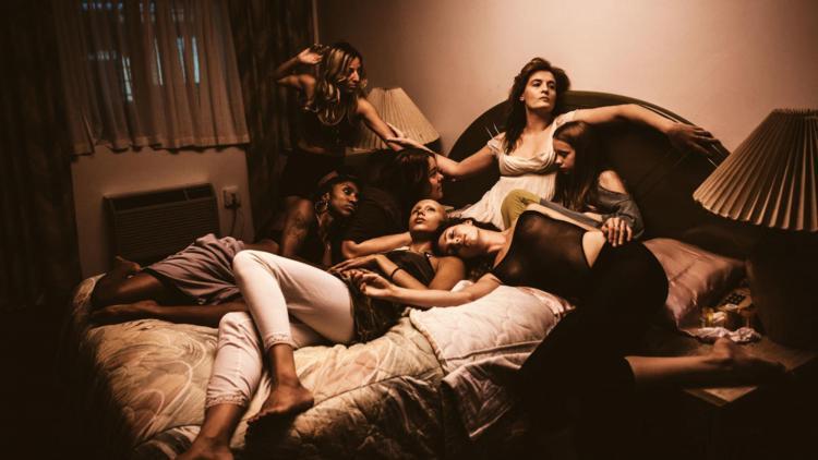 Se tituló 'La Odisea', por el viaje cinematográfico de Welch través de la tormenta y angustia