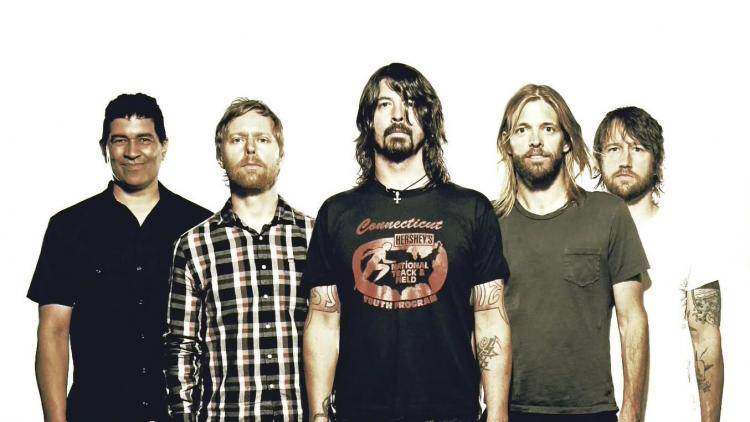 Los Foo Fighters vendrán a 'Bogata'