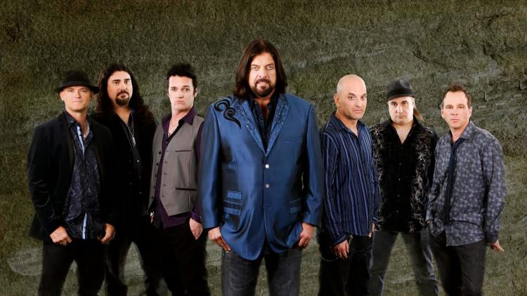 Formación Alan Parsons Live Project