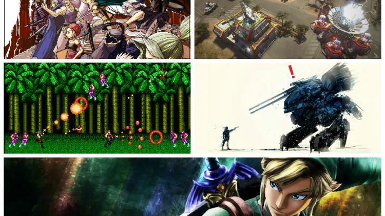 Grandes bandas sonoras de videojuegos