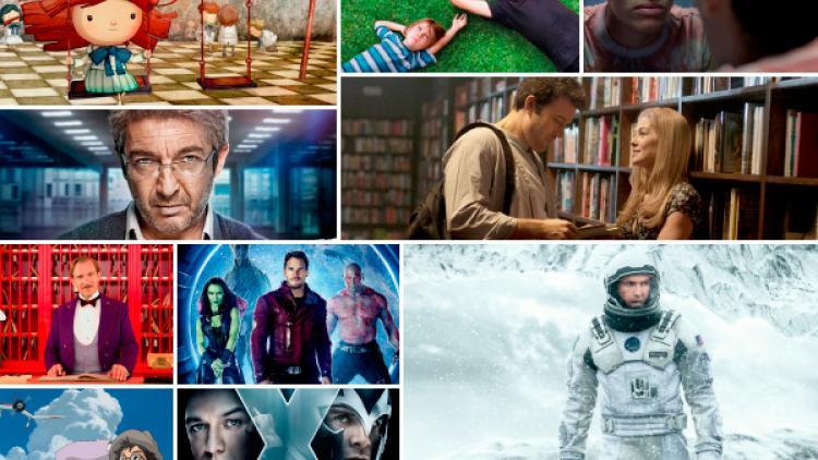 #LaClase: Las 10 películas del 2014