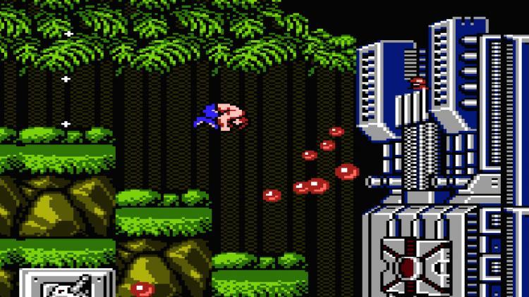 Leyendas y clásicos de los videojuegos: Contra (1988)