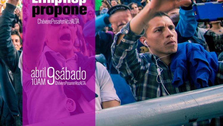 Algo pasa con el Hip Hop en Bogotá