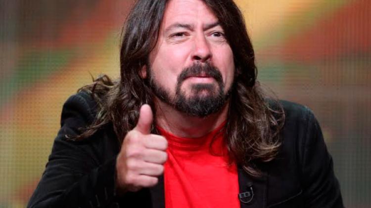 Esta es la foto ganadora del baúl de Foo Fighters