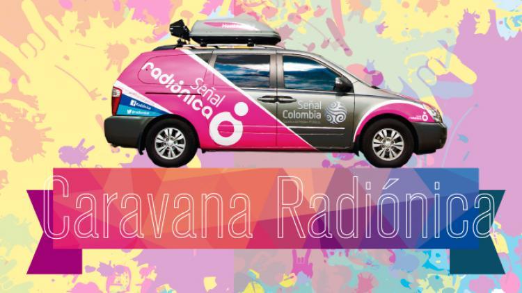 Caravana Radiónica Medellín 2014