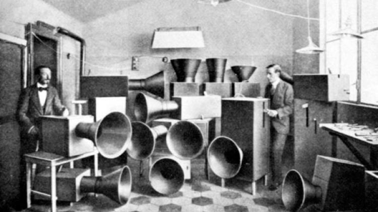 Redescubriendo los orígenes de la música electrónica
